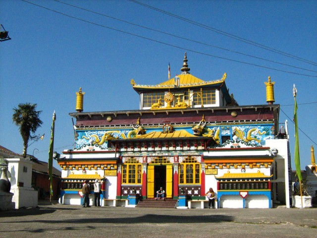Монастырь Гхум