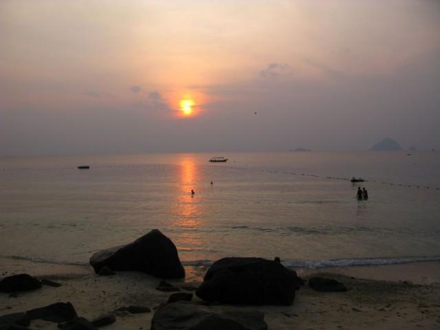 Сансет над Сиамским заливом