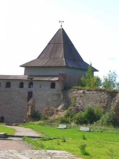 Шлесельбруг, крепость «Орешек»