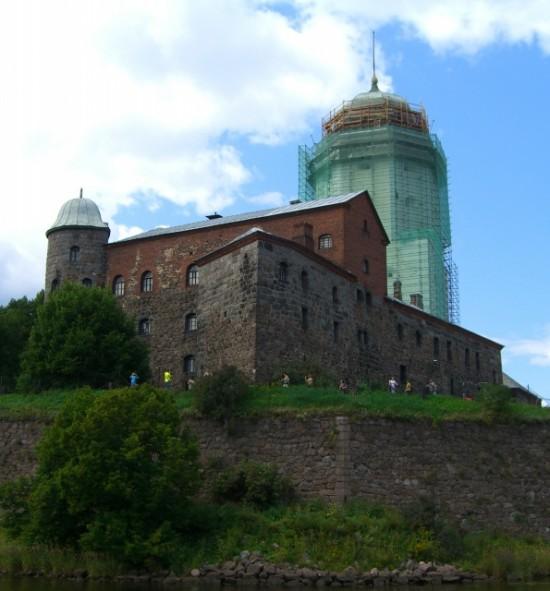 Шведский замок, основанный в 1293 году