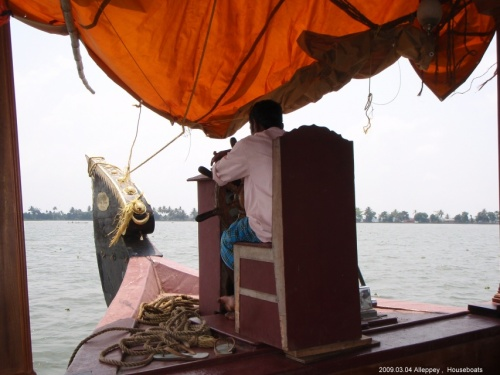 Alleppey , Hauseboats