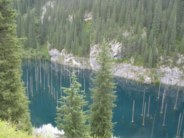 озеро Каянды