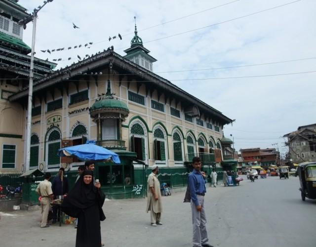Ещё одна мечеть в Шринагаре