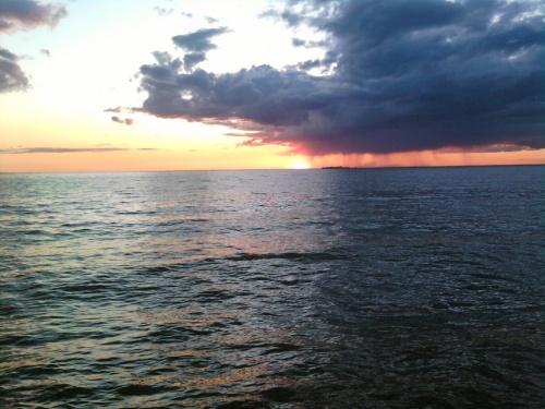 Юго-Запад  С-Петербург Финский залив