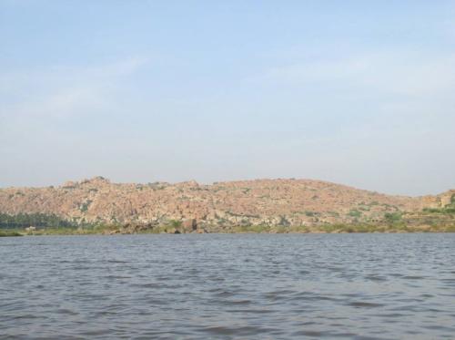 Тунгабхадра - река на Марсе