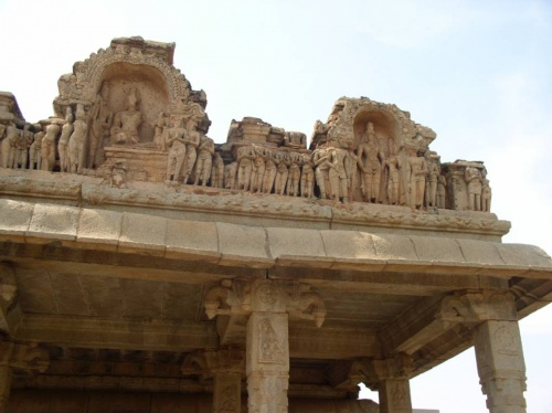 это, кажется, храм Римачандра в дворцовом комплексе