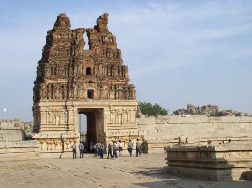 храмовый комплекс Витхала