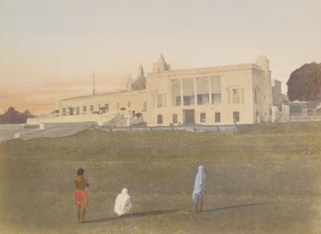 BANDEL CHURCH - 1851