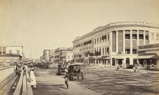 GREAT EASTERN HOTEL - 1865