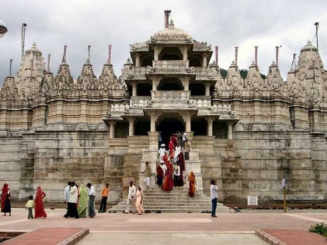 Храмовый комплекс Дилвара