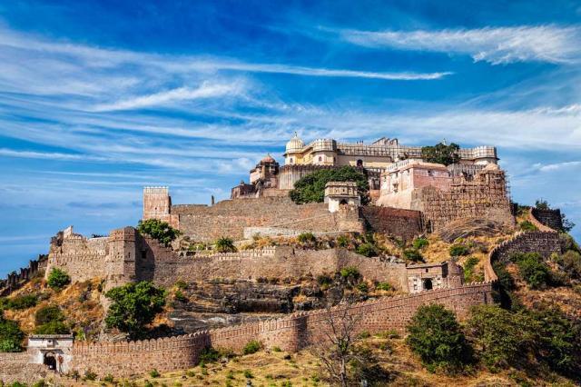 Крепость Кумбхалгарх