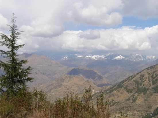 Холмы Морни