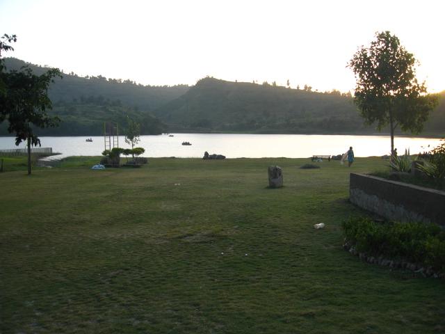 Озеро Морни