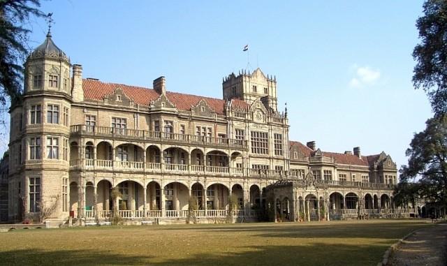 Резиденция вицекороля в Шимле