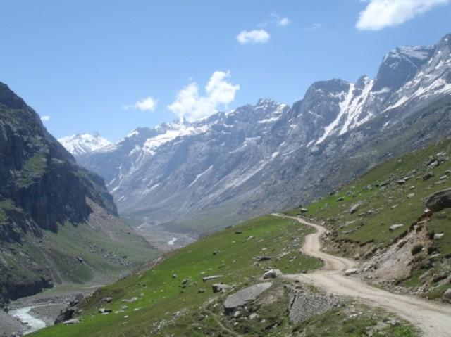 Долина Лахол