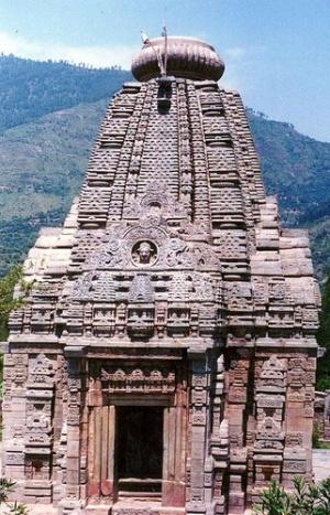 Храм Башешар Махадев