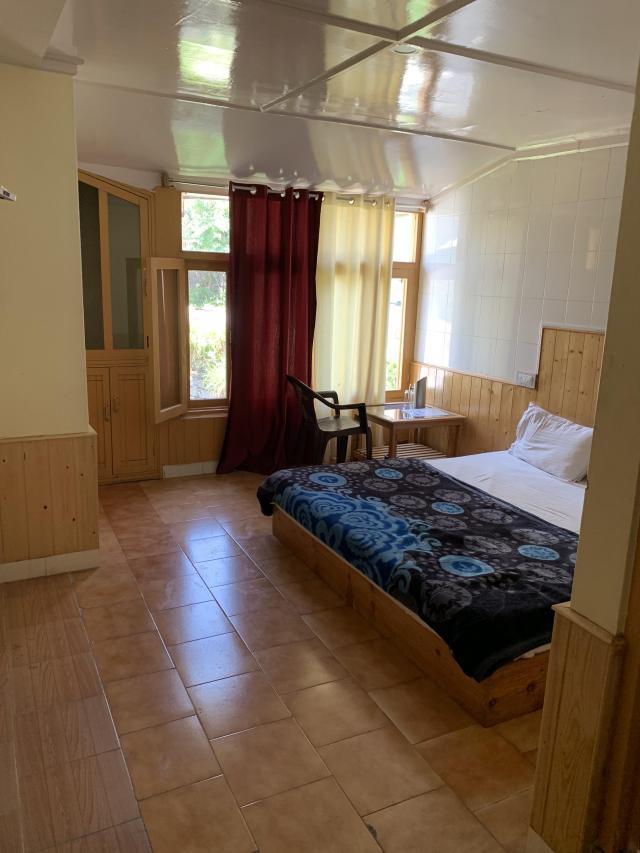все комнаты выглядят примерно одинаково