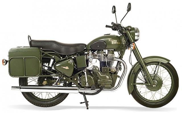 Мотоцикл Enfield