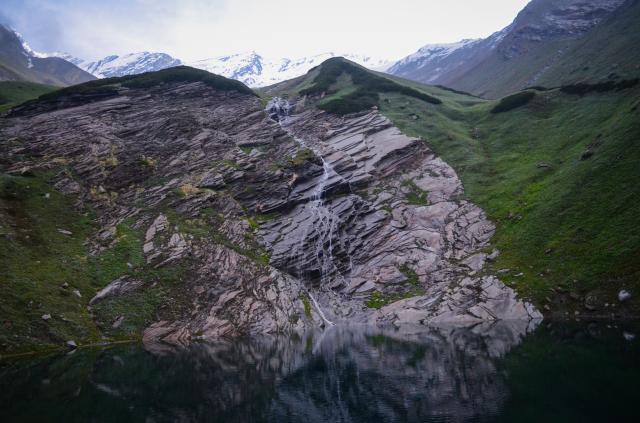 Само озеро Беас Кунд