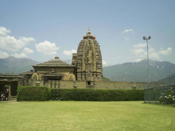 Храм в Баиджнатхе