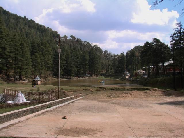 озеро Дал