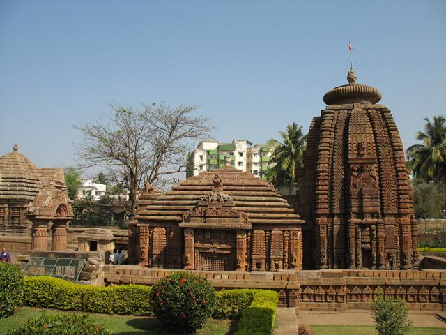 Храм в Бхуванешваре
