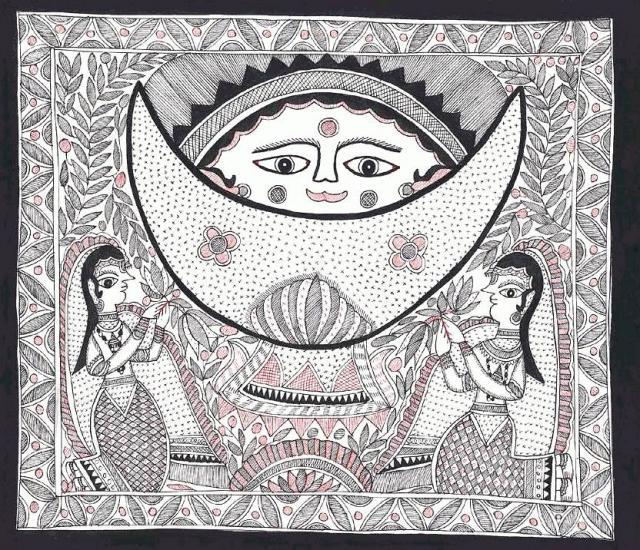 Мадхубани