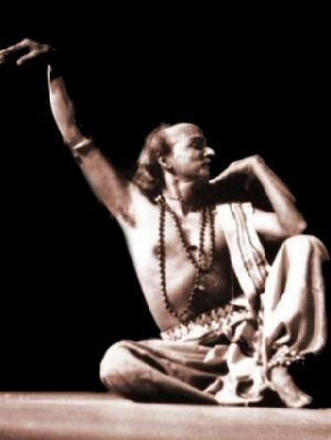 Танцор Одисси