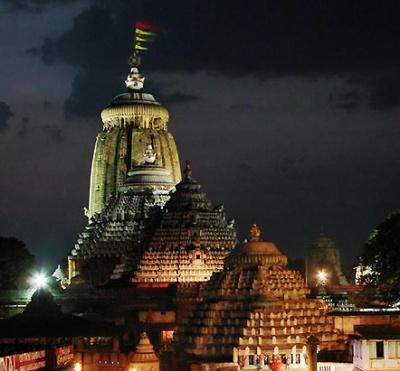 Храм Джаганнатха в Пури