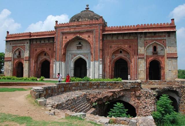 Мечеть Кила-и-Куна