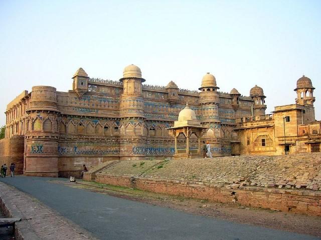 Дворец Ман Сингха