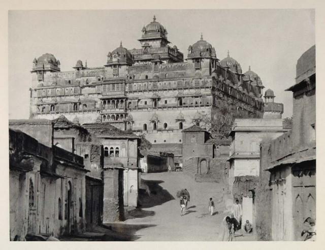 Дворец в Датии
