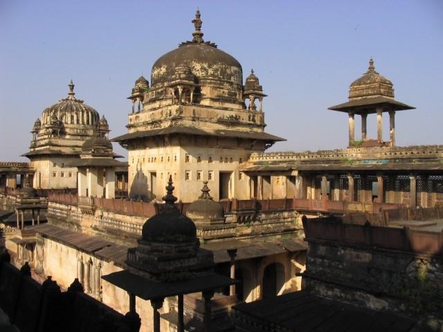 Дворец Джехангир-махал