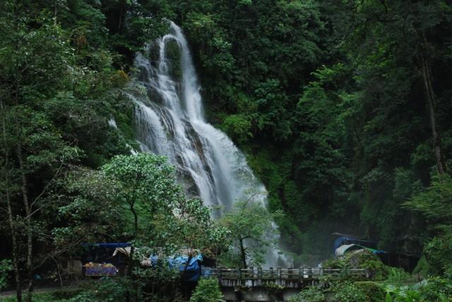 Khangchendzonga Falls
