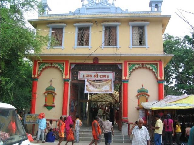 Храм Санкат-мочана