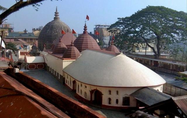 Храм Камакхья
