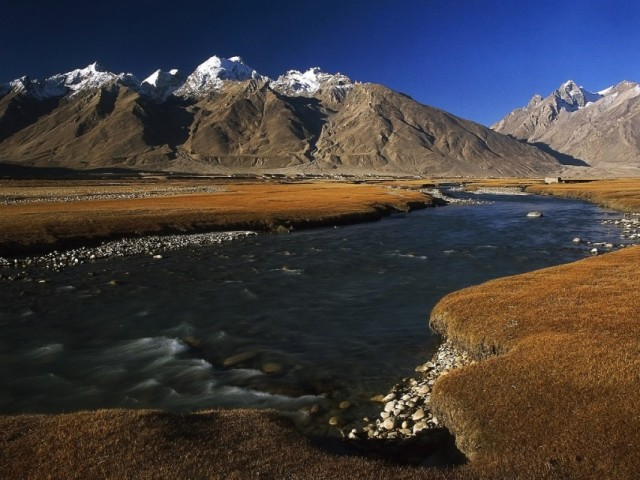 Река Занскар