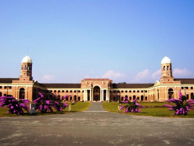 Институт исследований леса в Дехрадуне