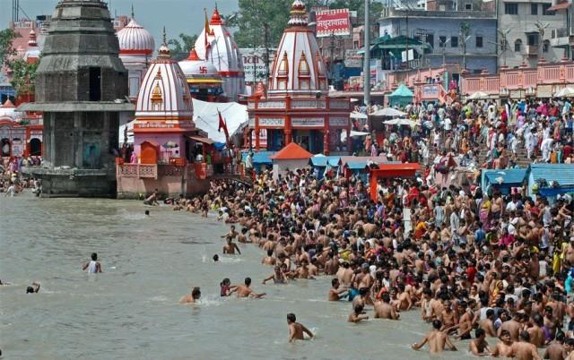 Кумбха-мела в Харидваре