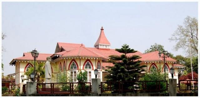 Арт-галерея Chandrakanta Handique Bhawan