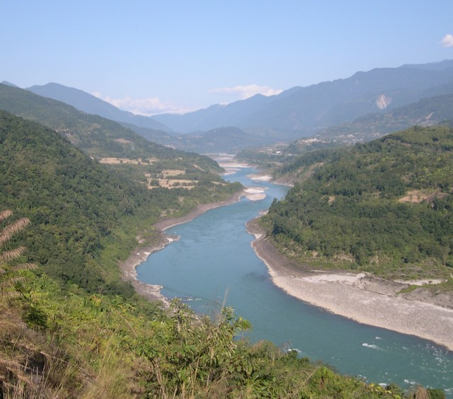 Вид из Пасигхата