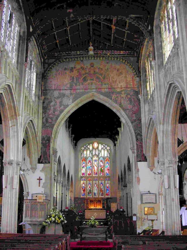 Церковь Св. Фомы