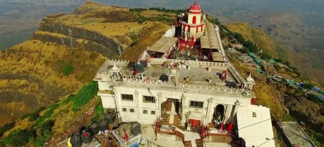 Храм Каликамата на горе Павагадх