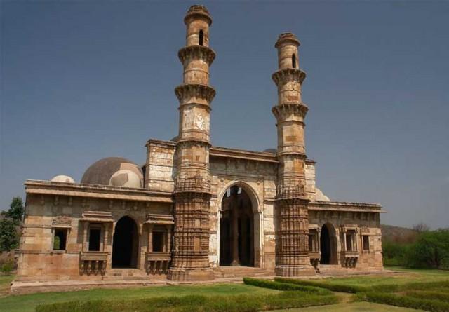 Мечеть Нагина Масджид