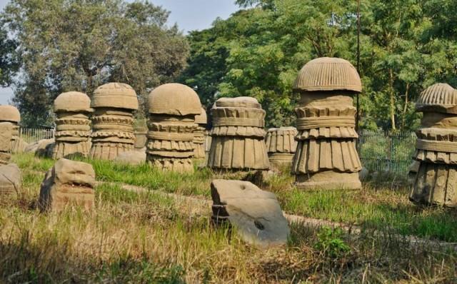 Руины царства Качари