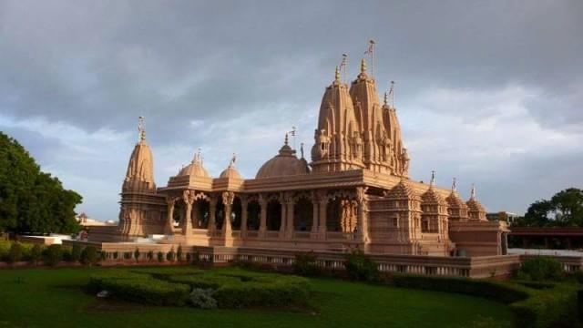 Храм Акшарвади Свами Нараян
