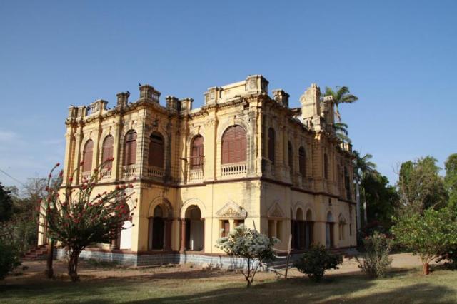 Дворец Шарад Баг