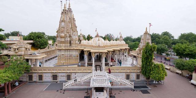 Храм Сваминараян