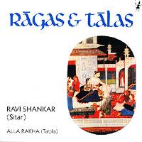 Рави Шанкар. Раги и талы. Индийский ситар