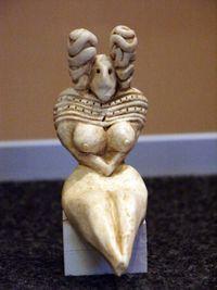 Статуэтка из Мехргарха